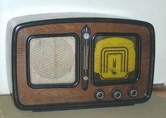 """""""ВЭФ М-697"""". Модель 1949 года. Рижский завод ВЭФ."""