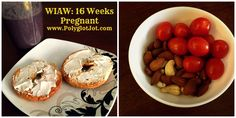 A day of Healthy meal ideas at 16 weeks pregnant