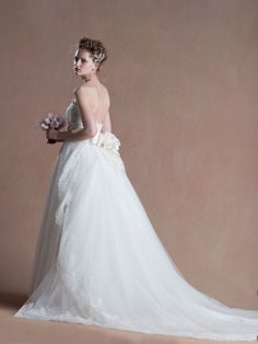 Wedding dress   ウエディングドレス RS  Couture アールエスクチュール 03-6571 Couture, Wedding Dresses, Fashion, Bride Dresses, Moda, Bridal Gowns, Fashion Styles, Wedding Dressses