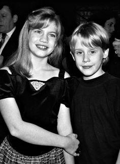 Macaulay Culkin and Anna Chlumsky. i cry every time.