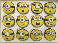 Minions Birthday Cakes Minion Birthday And Minions On