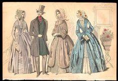 Columbian Magazine Feb 1844