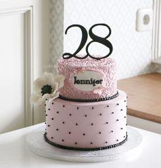Happy birthday oh Gorgeous one! Buttercream Decorating, Cake Decorating, Decorating Ideas, Buttercream Flower Cake, Happy Birthday, Birthday Cake, Girls Fashion Clothes, Cake Shop, Fondant Cakes