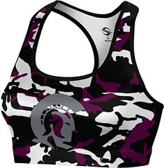 ProSphere Womens University of Arkansas Little Rock Camo Sports Bra XXL >>> Click on the image for additional details.