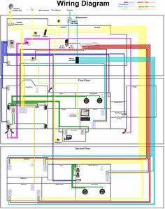 switch wiring diagram nz bathroom electrical click for bigger rh pinterest com Electrical Wiring Parts Wire Electrical House Wiring Diagrams