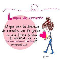 Proverbios 22:11