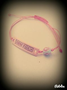 Handmade bracelet -best friend