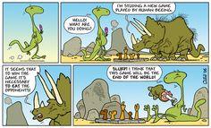 Evolutive games