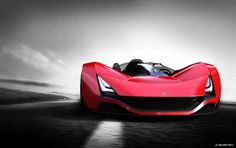 Ferrari, Vehicule For The Future.