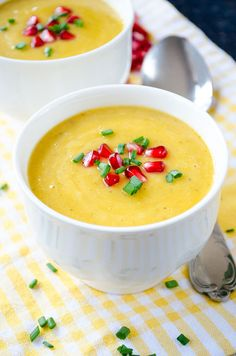 12. Pumpkin Lentil Soup #Greatist http://greatist.com/health/new-year-detox-recipes