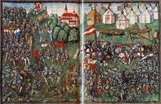 Battle of Grandson: Swiss Army Defeats Burgundians under Charles the Bold