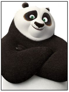 "Fun-loving kung fu hero Po (Jack Black) is back in ""Kung Fu Panda to face a… Panda Wallpapers, Cute Wallpapers, Animal Wallpaper, Wallpaper S, Panda Movies, Martial, Kung Fu Panda 3, Panda Party, Cute Coloring Pages"