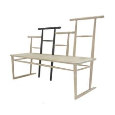 Sparken - Ygg&Lyng Outdoor Chairs, Outdoor Furniture, Outdoor Decor, Furniture Ideas, Norwegian Wood, Old And New, Dining Bench, Woodworking, Interior Design