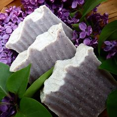 HomemadeSoapnSuch.Etsy.com - NOTE: Buy Any Five or More Individual Bars from my Etsy Shop, Get One FREE. How? Follow instructions on shop announcement under shop banner. French Lilac & Lavender Natural Vegan Soap:  French Lilac & Lavender homemade soap - The name comes from the lilacs that grew in my great aunts garden when I was a child. I loved the color and I loved the wonderful fragrance! My great aunts lived into their late 90s and never married. They took care of their mother (my g