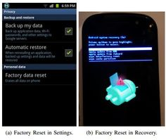 Android Factory reset fails to wipe sensitive user dataSecurity Affairs