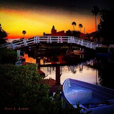 Another #Night #Beauty #Beautifull #SunSet #VeniceCanals #Kayaking ​#Canoe #Boat #Lights #Camera #Action #Friend​ #PhotoByAlessi #Bridge​ #Clouds #Sun #Cloudscape ​#BeachLife ​#SkyPorn #Skyline #Romantic #Romance #PhotoOfTheDay #Venice #Love #Cali #iphoneography​ #Marina #PalmTrees​ ​#VeniceCanalsSeries​
