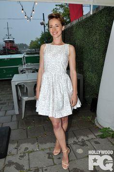 Karine Vanasse. Festival de film de Toronto