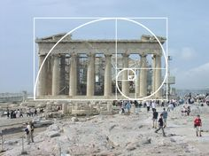<p>Is the Parthenon designed after the Golden Ratio? NOPE!</p>