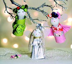 Petites fées de Noël