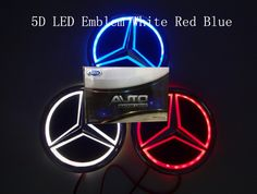 Find More Rear Lights Information about 5D car led emblem car led badge car led symbols logo for Benz Size 8.7cm,High Quality logo dancer,China badge jewelry Suppliers, Cheap logo microsoft from Freephoto (HK) Ltd. on Aliexpress.com