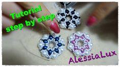 2nd Diy tutorial ciondolo perle e perline 2 come fare gioielli fai da te