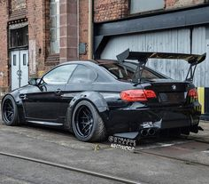 LibertyWalk BMW M3