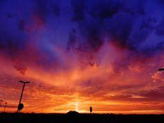 New Mexico Skies