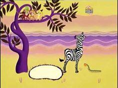 Opowiesci z Tinga Tinga 02 Dlaczego wąż nie ma nóg.avi - YouTube