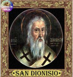 Leamos la BIBLIA: San Dionisio, Obispo