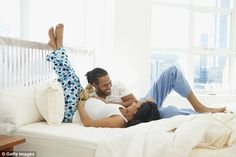Do YOU believe in true love? It may be killing your sex life: Those who believe in soulmates make no effort to improve chemistry in the bedroom, study finds Those who believe in destiny reported lower sexual satisfaction They believe that if they are soulmates, sexual satisfaction will just happen If there isn't chemistry during sex, they take it as a sign of incompatibility Instead of working on improving the sex, they will simply pull away   Read more…