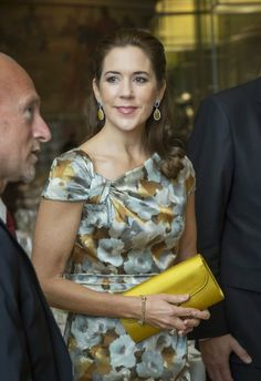 HRH Crown Princess Mary 2014