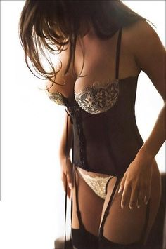 Provocative Girls In Lace Lingerie - Likes