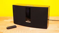 The Bose SoundTouch 30 keeps a good pace for both price and feature count with excellent sound quality  -- albeit at moderate volumes.