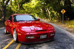 Porsche 944 turbo in Guards Red Porsche 924s, Automobile, Vintage Porsche, Turbo S, Car Wheels, Retro Cars, Amazing Cars, Cool Cars, Dream Cars