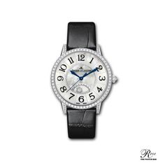 Jaeger-LeCoultre Rendez-Vous Night & Day Day For Night, Square Watch, Pure Products, Accessories, Jewelry, Jewlery, Jewerly, Schmuck, Jewels