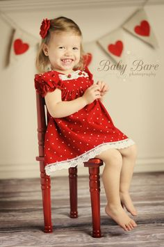 Valentines, Banner, Baby Bare Photography
