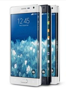 Samsung galaxy note edge   Discussed