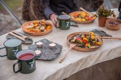 Delicious dinner after the amazing Trolltunga hike - join our Sunset-Sunrise tour with overnight in an Artic Dome tent! First Aid Equipment, Dome Tent, Real Food Recipes, Sunrise, Join, Lunch, Dinner, Amazing, Lunches