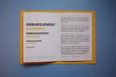 Spécimen Typographique - Frutiger