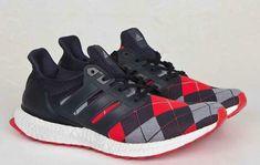 611d5b4d607 NOUVEAU Kris Van Assche x adidas Ultra Boost Kris Van Assche Red Black Noir  Grey Adidas