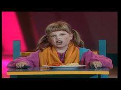 Kinderen voor Kinderen 2 - Kom eet je bie ba boe ba bord nu leeg - YouTube