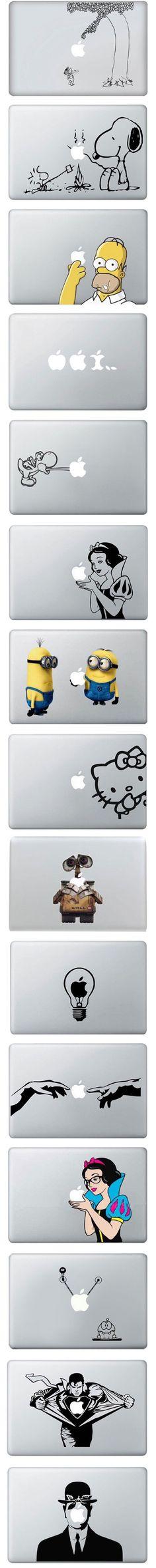 MacBook Vinyl Covers