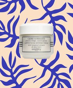 Sisley Gentle Facial Buffing Cream | Find out why this facial exfoliator is a close cousin to the Baby Foot treatment we're all obsessed with. #refinery29 http://www.refinery29.com/sisley-gentle-facial-buffing-cream
