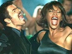 """George Michael and Whitney Houston whoop it up on 2000's """"If I Told You That."""""""