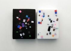Wary Meyers Terrazzo Bar of Soap   Add some confetti to that new years bath   13€