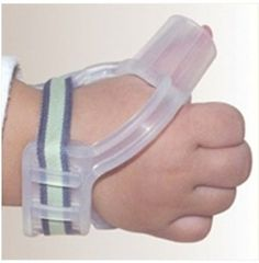 12~36 Months Thumb Stop Sucking Thumb Finger Protect Guard Small Size Objective Dr