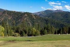 Summer at Triple Creek Ranch.