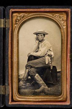 Une petite collection de daguerréotypes portrait collection daguerreotype 17  (possible ambro)