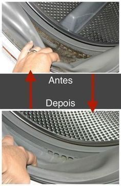 Usando estes 2 ingredientes, sua máquina de lavar vai cheirar e brilhar como nova. Genial. House Cleaning Tips, Cleaning Hacks, Cleaning Spray, Diy Pouch Tutorial, Flylady, Little Bit, Green Life, Cleaning Solutions, Home Hacks