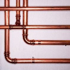 Female Choice Plumbing offer a 24/7 emergency and maintenance plumbing service. Our plumbers are hand selected, fully trained and qualified to repair or replace your pipes in the event that they leak, burst or break.  #pipes #copper